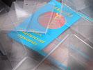 Portaprezzi in plexiglass per la GDO