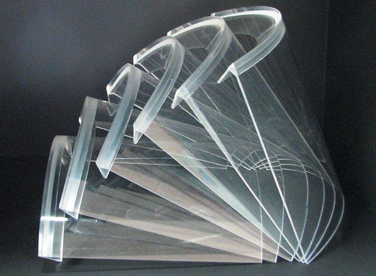 Oggetti in plexiglass per il settore industriale for Creazioni per la casa
