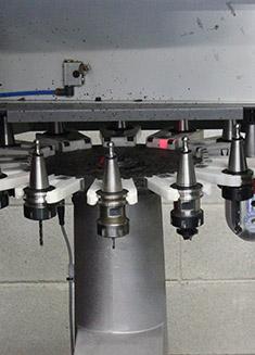 Impianti e macchinari all'avanguardia per la lavorazione di materie plastiche
