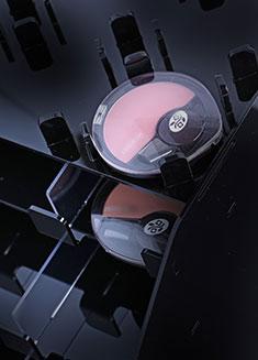 Cuvettes e espositori in plexiglass per cosmetici